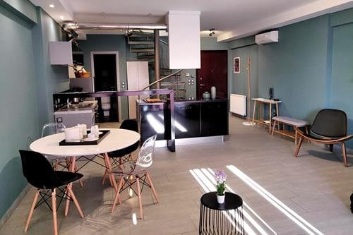 Elegant Bright Apartment Athens