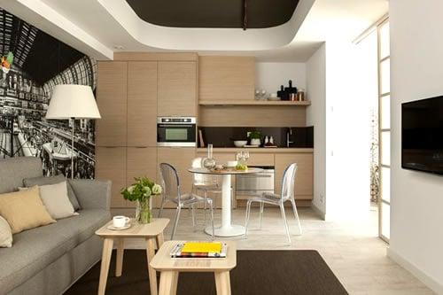 Eric Vokel appartement Hamburg