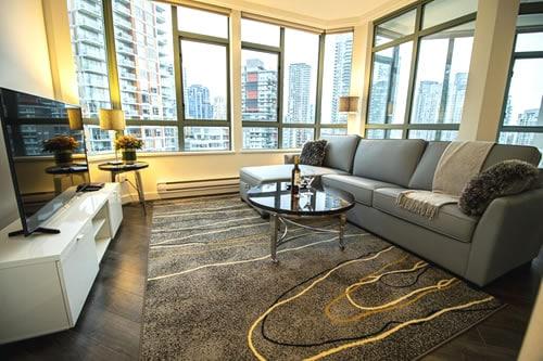 Executive Apartment Vancouver