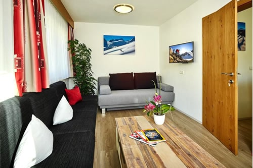 Apartamento Ferienhaus Sölden