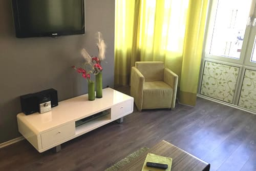 First Domizil apartment Cologne