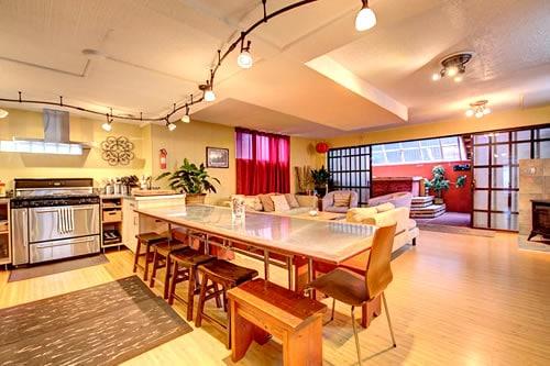 Fun House apartment Seattle