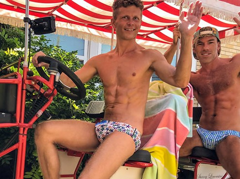 Galveston Gay Pride Beach Weekend