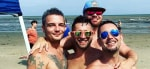 Galveston Gay Pride Beach Weekend