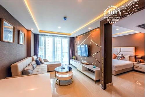 Grand Avenue Apartment Pattaya