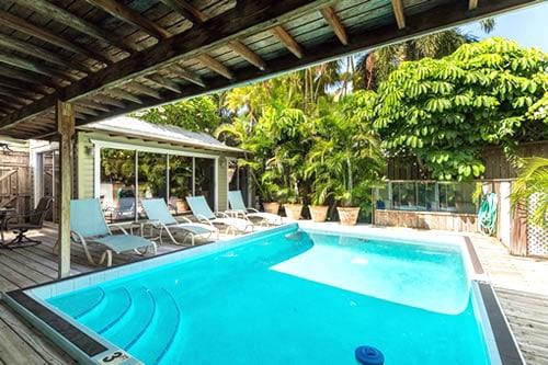 Helen's Hideaway apartment Key West