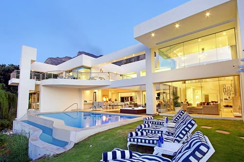 Hollywood Mansion Cape Town