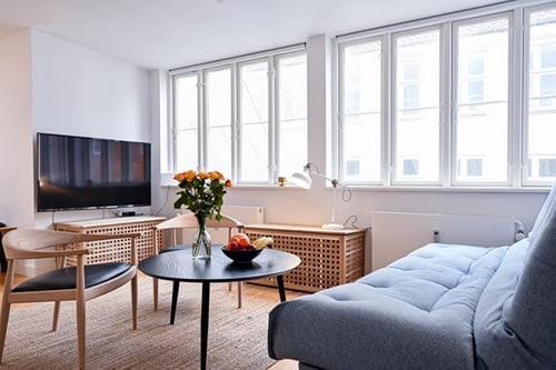 Krystalgade apartment Copenhagen