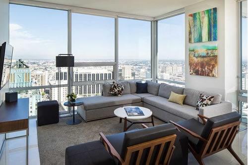 Luxury Penthouse apartment Long Beach