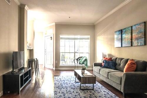 Midtown apartment Houston