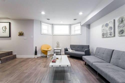Modern apartment Chicago