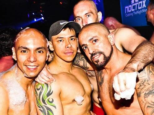 NOCTOX Fetish Party, Мадрид