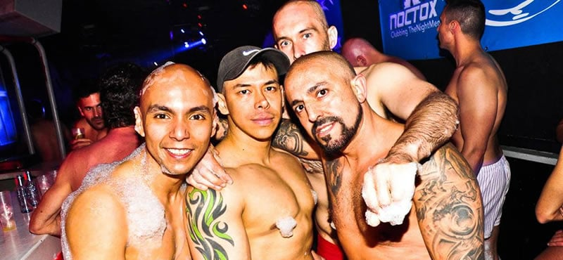 NOCTOX Fetish Party, Madrid