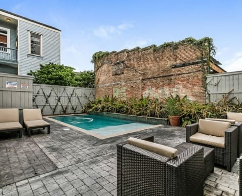 New Orleans, Modern, Spacious Townhouse