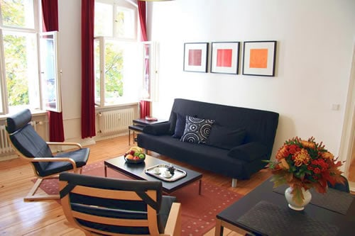 Nollendorf Apartment Berkin