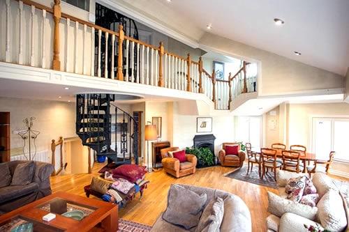 O'Connell Bridge apartment Dublin