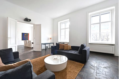 Opernring Apartment Vienna
