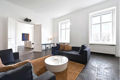 Apartamento Opernring Viena