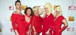 Palm Springs Red Dress Party