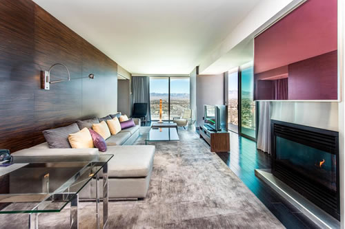 Palms Place apartment Las Vegas