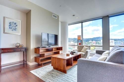 Park Avenue Apartment Portland