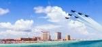 The Blue Angels Show, Pensacola Beach Air Show