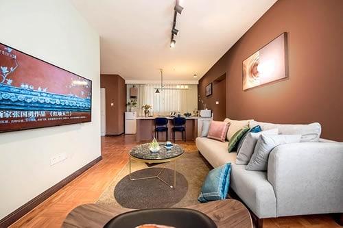 Perfect location apartment Shanghai