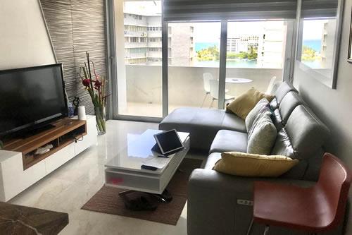 Perla's Gem Apartment San Juan