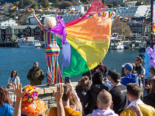 Pride in the Park Queenstown