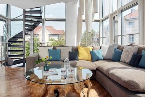 Prinzessin Elisabeth Apartment Munich