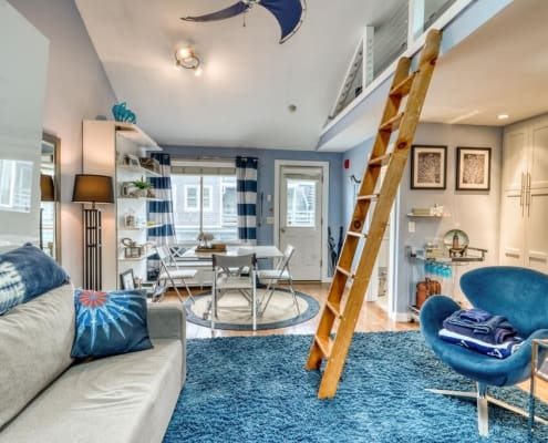 Provincetown Waterfront Studio