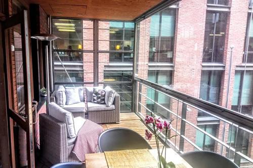 Silence Sauna apartment Helsinki