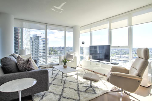 Sky Residences Apartment Vancouver
