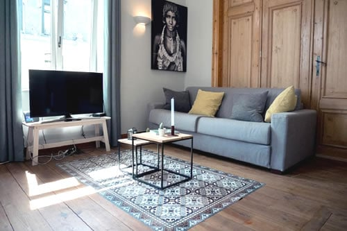 Smartflats Apartment Brussels