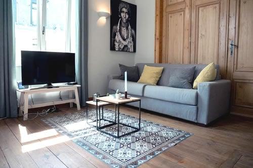 Smartflats Apartment Brussels