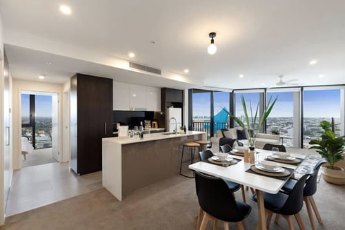 Spire Residences Apartment Brisbane