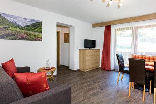 Apartamento Sportpension Sölden