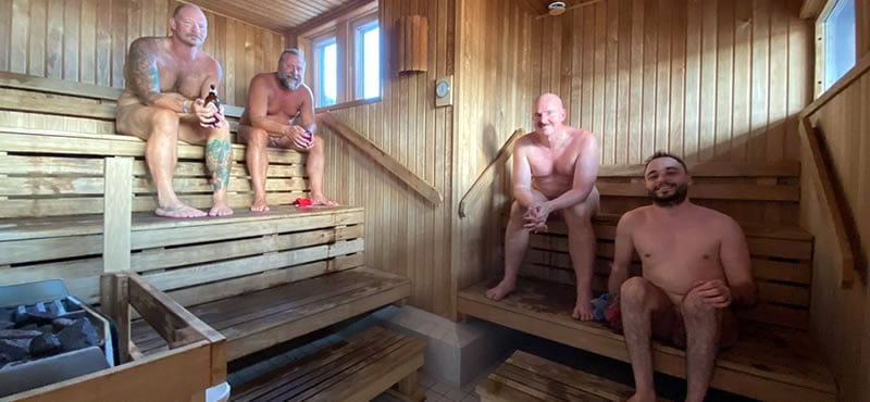 Gay Sauna Stockholm