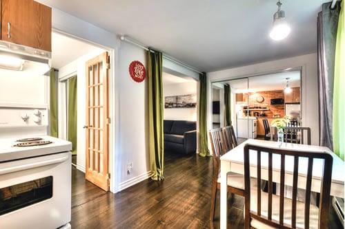Studios Montcalm Apartment Montreal