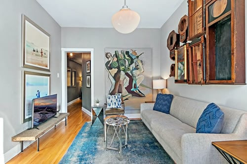 Style Designer apartment Chicago