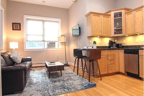 Stylish Apartment Boston