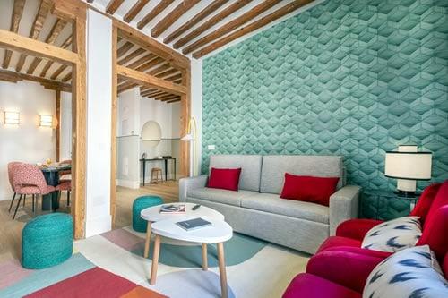 Suites Chueca apartment Madrid