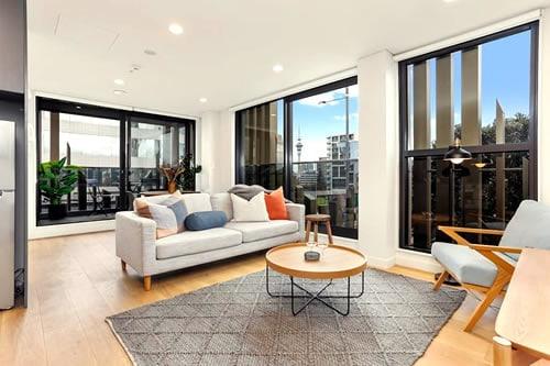 Sunny Deck Apartment Auckland