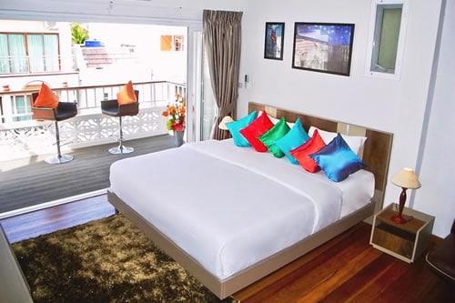Thai Style Duplex Apartment Phuket