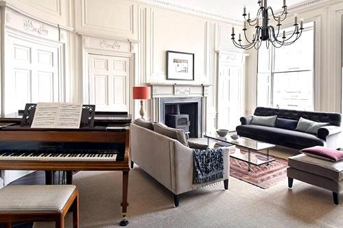 The Art House apartment Edinburgh