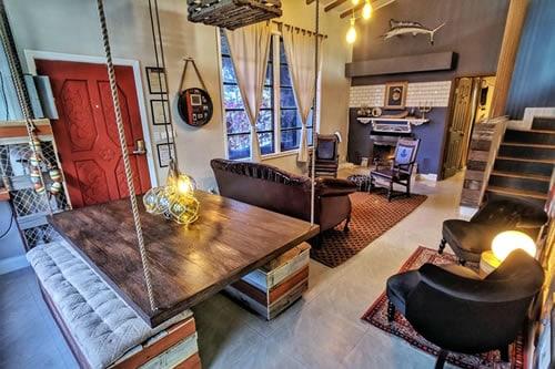 The Captain's Quarters apartment Fort Lauderdale