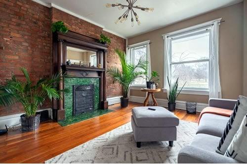 The Jungle Book apartment Columbus