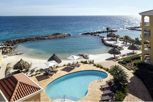 The Strand apartment Curacao