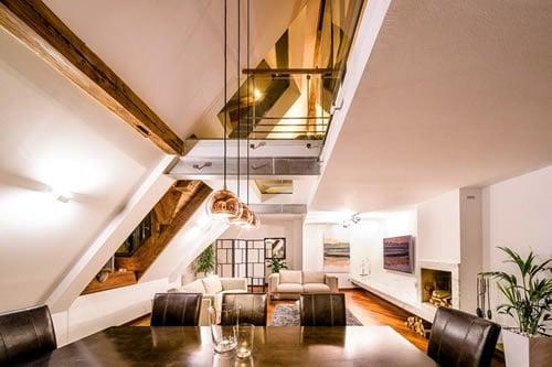 Triplex Kings Apartment Prague