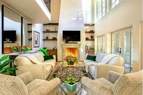 Апартаменты Tuscan Haven Палм-Спрингс